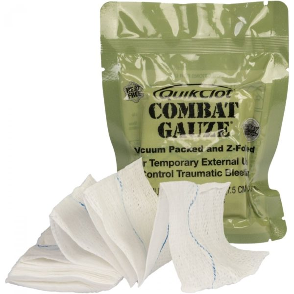 Combat Gauze Main photo