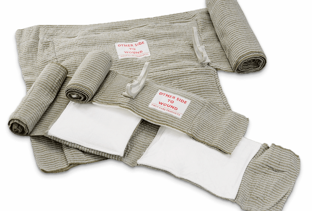 The Emergency Bandage (Israeli Bandage)