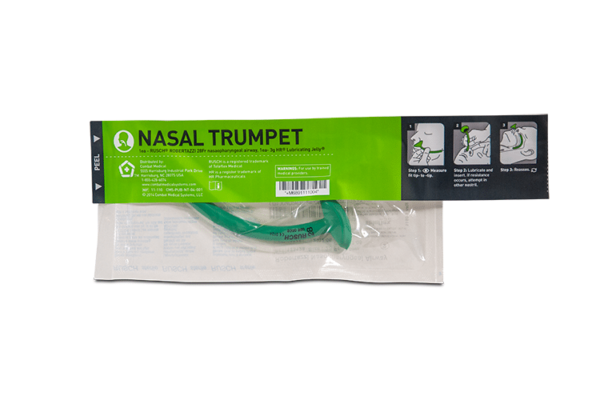 NASAL TRUMPET front