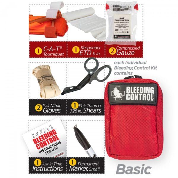 BASIC for Public bleed nylon