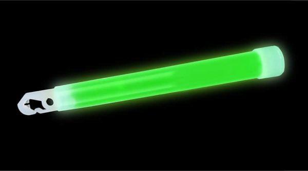 4-Inch Chemlight (Single) Green 6 hours
