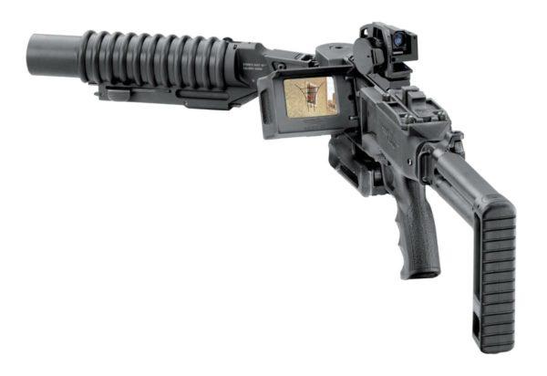 Corner Shot® CSM left grenade