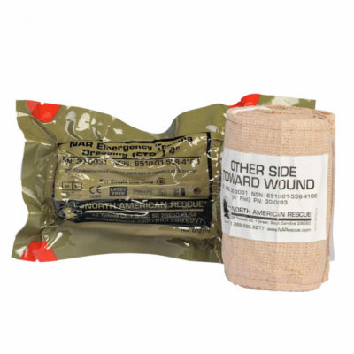 Emergency Trauma Dressing (ETD) 4-inch