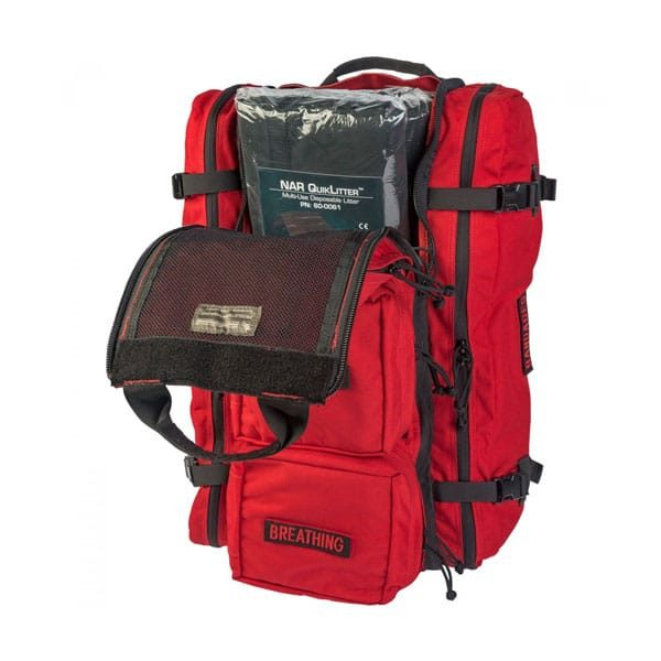 MCI Walk Kits | Mass Casualty Incident Warrior Aid Litter Kits 5 Red
