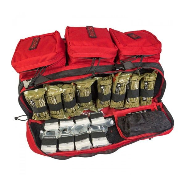 MCI Walk Kits | Mass Casualty Incident Warrior Aid Litter Kits 8