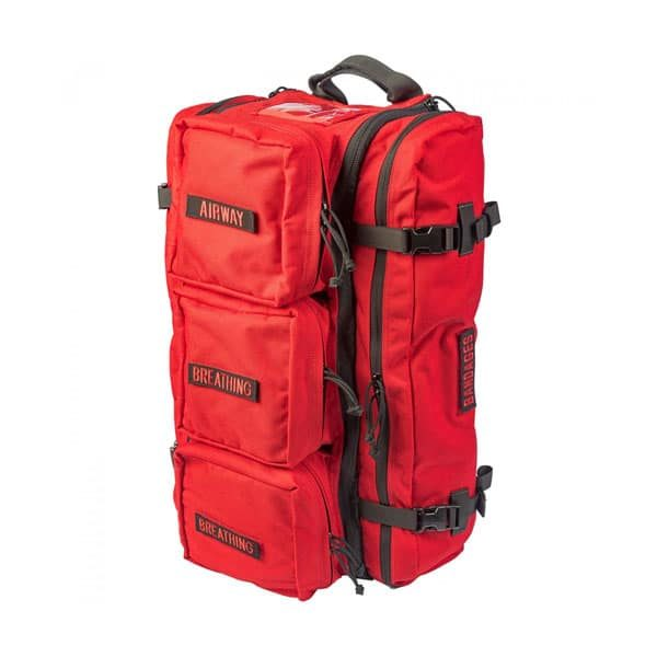 MCI Walk Kits | Mass Casualty Incident Warrior Aid Litter Kits 9 Red