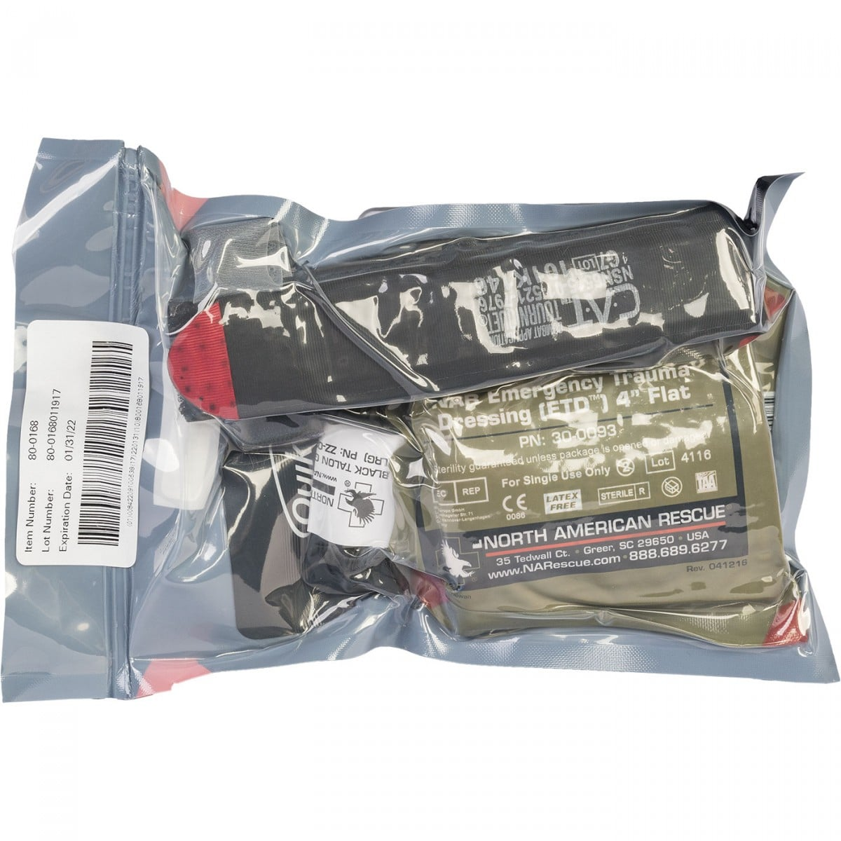 Individual Patrol Officer Kit Gritborn Tactical Gear