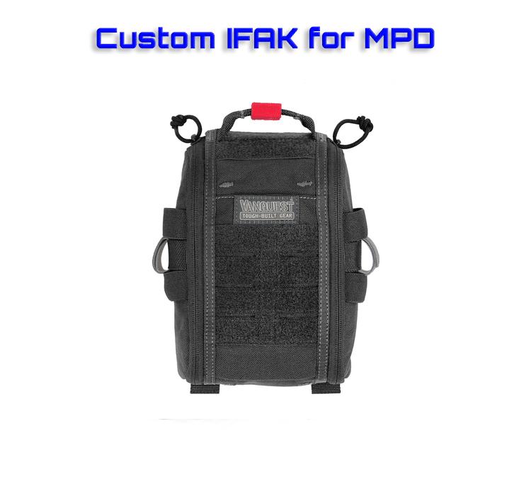Custom IFAK for MPD