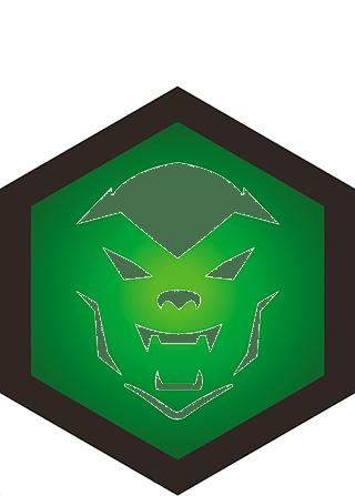 Gritborn Badger logo