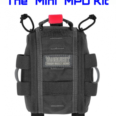 """Mini"" IFAK for MPD - Bleed Control Ket"