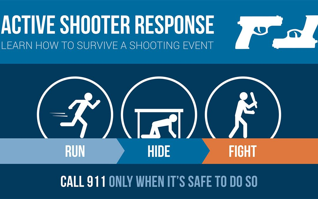 Stay Frosty: Active Shooter Incident Preparedness
